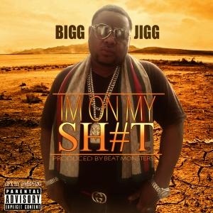 BIGG JIGG IM ON MY SHIT COVER